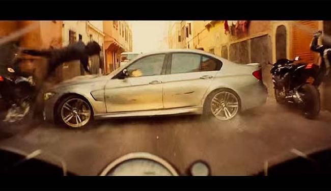 Cenas de ação incríveis fazem parte do novo trailer - Foto: Reprodução