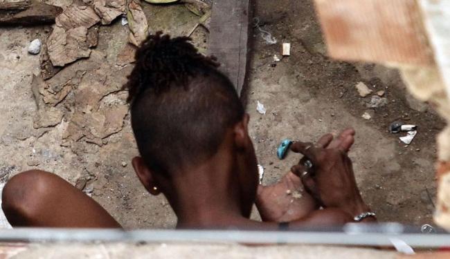 ONU estima que 246 milhões de pessoas de 15 a 64 anos consumiram entorpecentes ilegais - Foto: Lúcio Távora | Ag. A TARDE | 30.05.2011