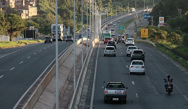 Concessionária administra a BR-324, trecho entre Salvador e Feira de Santana - Foto: Mila Cordeiro | Ag. A TARDE