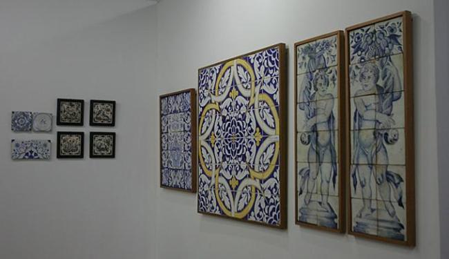 Fechado há oito meses, Museu Udo Knoff é referência em azulejaria portuguesa e estrangeira - Foto: Fernando Amorim l Ag. A TARDE