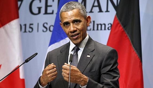 Obama se recusou a comentar o conteúdo da investigação americana - Foto: Kevin Lamarque l Reuters