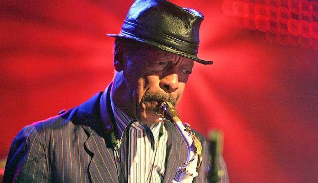 Coleman é considerado um dos compositores mais inovadores da história do jazz - Foto: Dominic Favre | Agência Reuters