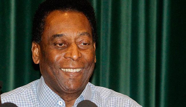 'Eu era a favor de sua reeleição. É melhor termos gente com experiência nesses cargos', disse Pelé - Foto: Reginaldo Castro l Estadão Conteúdo