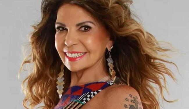 Elba Ramalho vai se apresentar no Terreiro de Jesus - Foto: Divulgação
