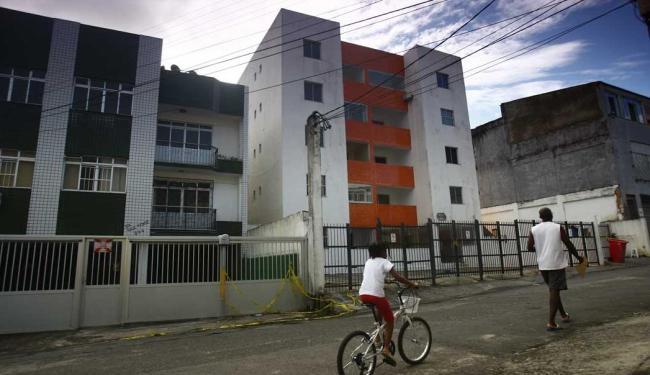 A Codesal informou que não há alterações nas rachaduras dos prédios - Foto: Fernando Vivas   Ag. A TARDE