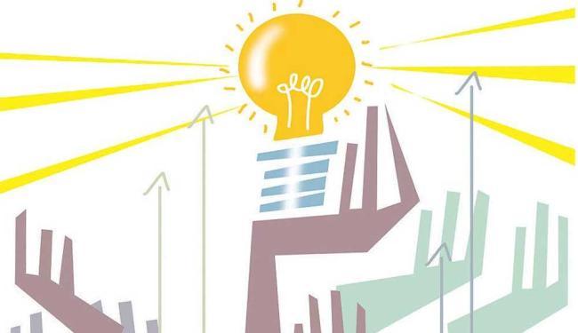 Crowdfunding pode ser usado para diversas iniciativas - Foto: Editoria de Arte