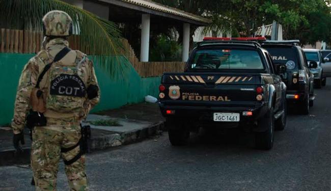 Operação da PF prendeu 16 pessoas - Foto: Divulgação | Polícia Federal