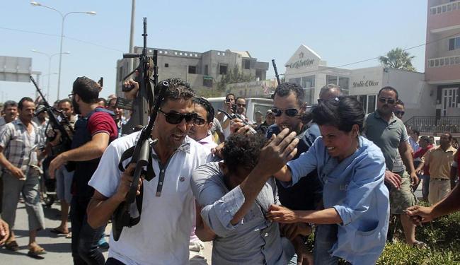 Polícia prende suspeito de ataque na Tunísia - Foto: Ag. Reuters