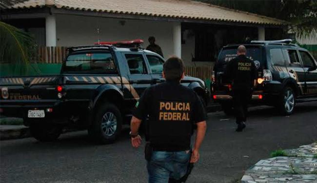 Policiais cumprem 52 mandados na Bahia - Foto: Divulgação | Polícia Federal