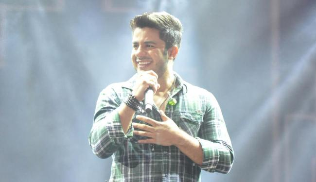 Cristiano Araújo havia feito um show no Pelourinho - Foto: Luciano Amaral | Ag. Fred Pontes | Divulgação
