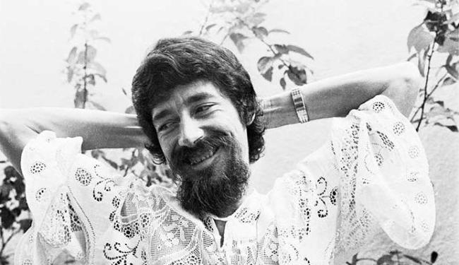Raul Seixas faleceu em 1989, de parada cardíaca - Foto: Arquivo - 1877