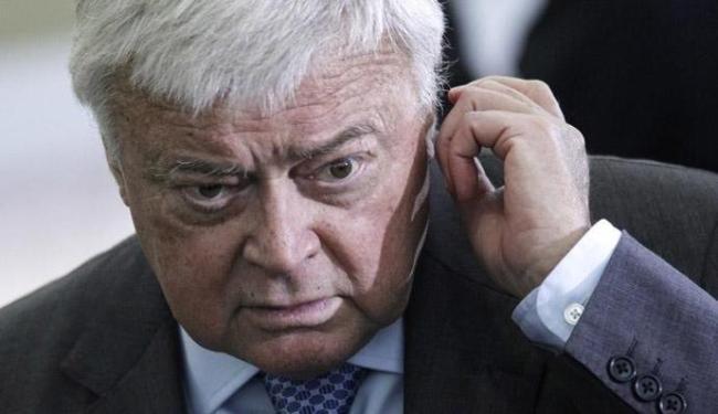 Na época, o presidente da CBF era Ricardo Teixeira. Ele ainda está sob investigação da polícia - Foto: Ueslei Marcelino | Ag. Reuters
