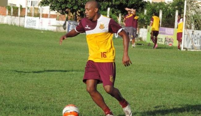 Com 21 gols em 23 jogos, Robert atualmente é o maior artilheiro do Brasil - Foto: Divulgação | Sampaio Corrêa FC