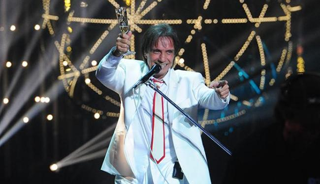 Cantor vai receber prêmio em Las Vegas - Foto: João Cotta | Globo