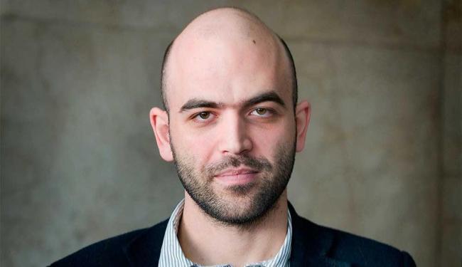 Roberto Saviano, jornalista e escritor jurado de morte pela máfia italiana, é destaque da Flip - Foto: Reprodução