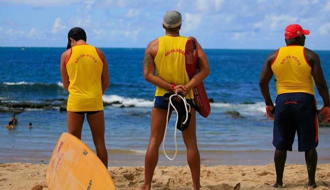 Chuvas e a mudança climática aumentam o risco de afogamentos - Foto: Joá Souza   Ag. A TARDE