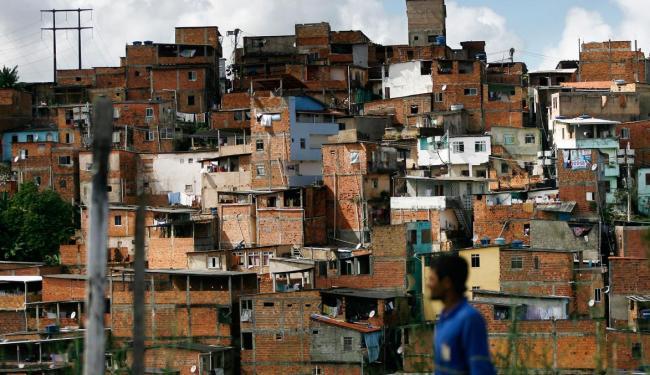 Saramandaia é um dos 16 bairros que serão beneficiados na primeira etapa - Foto: Raul Spinassé | Ag. A TARDE | 01.06.2015