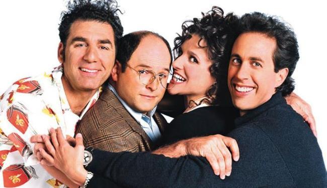 Seinfeld teve seu último episódio exibido há 17 anos - Foto: Divulgação