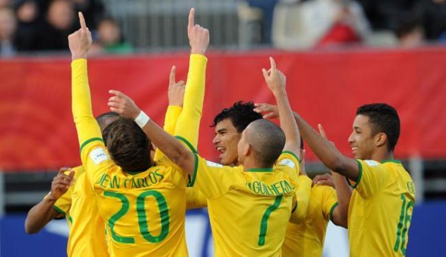 A Seleção Brasileira Sub-20 está a uma vitória de faturar o hexacampeonato da categoria - Foto: Ross Setford | AP Photo