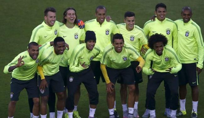 Brasil está com três pontos no grupo, enquanto a Colômbia ainda não somou - Foto: Ricardo Moraes | Ag. Reuters