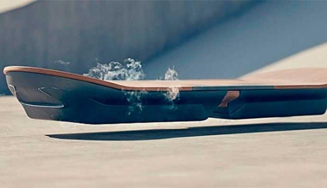 Protótipo funciona de forma semelhante aos trens de levitação magnética - Foto: Divulgação   Lexus