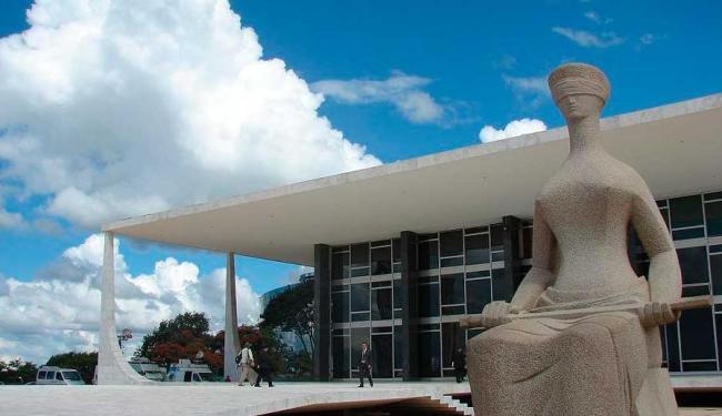 Sede do STF em Brasília - Foto: Divulgação