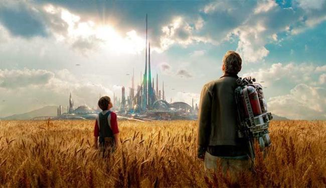 Tomorrowland também é um longa cansativo - Foto: Divulgação