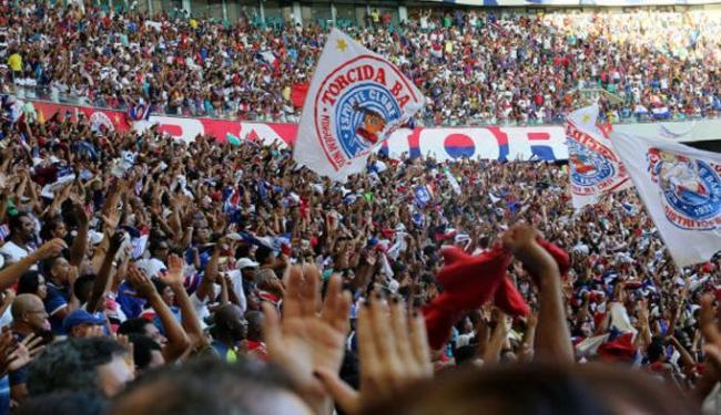O duelo marca o reencontro dos dois times que se enfrentaram na final da Copa do Nordeste - Foto: Divulgação   E.C.Bahia