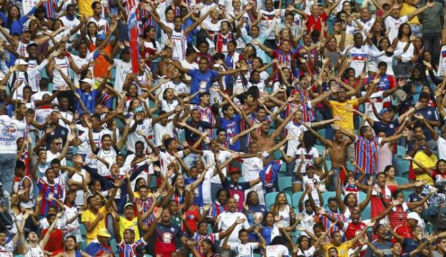 Tricolor encara o Luverdense, em partida válida pela 9ª rodada da Série B - Foto: Eduardo Martins   Ag. A TARDE