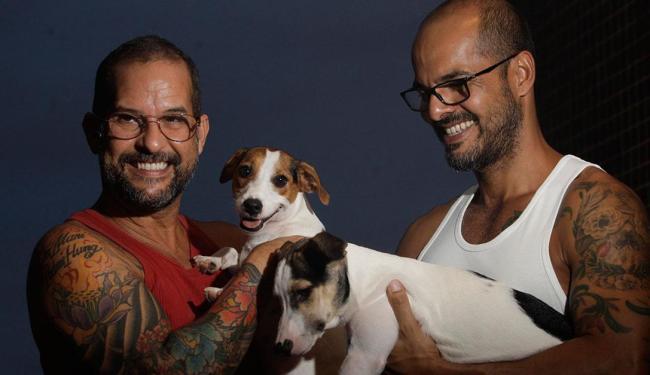 Tote Macedo é casado há três anos com o artista plástico Evan Deval - Foto: Lúcio Távora | Ag. A TARDE