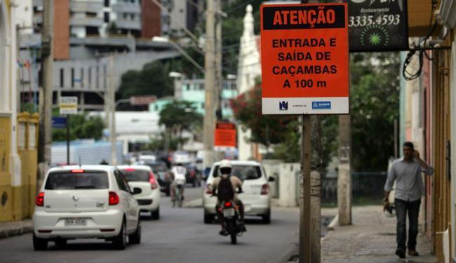 Obras devem ser concluídas em agosto de 2016 - Foto: Raul Spinassé   Ag. A TARDE