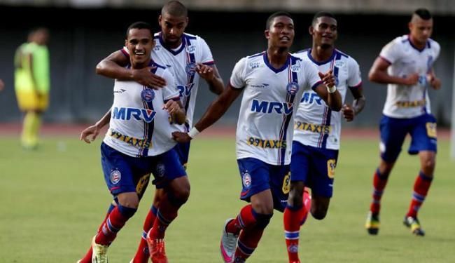 Tricolor segue invicto na fase de grupos - Foto: Felipe Oliveira   E..C. Bahia   Divulgação