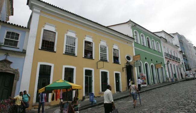 A concentração ocorre na sede do Centro de Culturas Populares e Identitárias, no Largo do Pelourinho - Foto: Luciano da Matta | Ag. A TARDE
