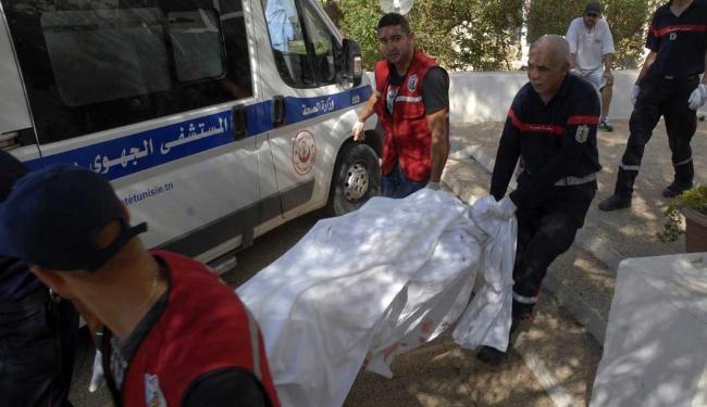 Ataque ocorreu apenas alguns meses depois de um atentado no museu nacional do Bardo, na capital - Foto: Amine Ben Aziza   Reuters