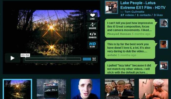 Os usuários vão poder cobrar no Vimeo - Foto: Divulgação