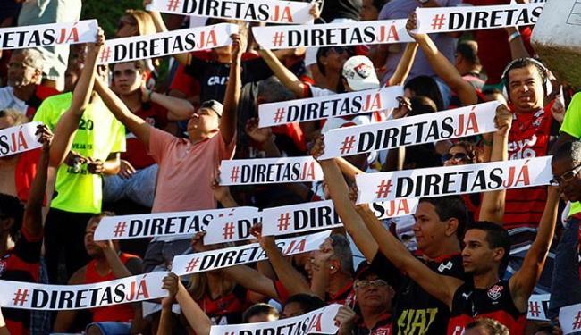 Segundo o Marketing, 4.155 torcedores haviam garantido o direito de votar até às 20h de segunda - Foto: Eduardo Martins | Ag. A TARDE