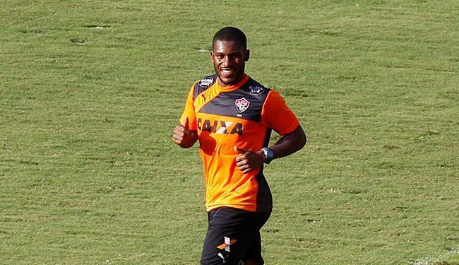 Volante volta ao time diante do ABÇ, no sábado - Foto: Eduardo Martins | Ag. A TARDE
