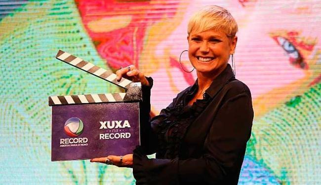 Xuxa estreia em agosto na programação da Record - Foto: Reprodução | Record