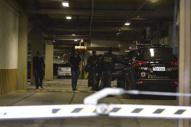 Polícia Federal apoia a Operação Lava Jato investigando diversos crimes - Foto: Tânia Rêgo | Ag. Brasil