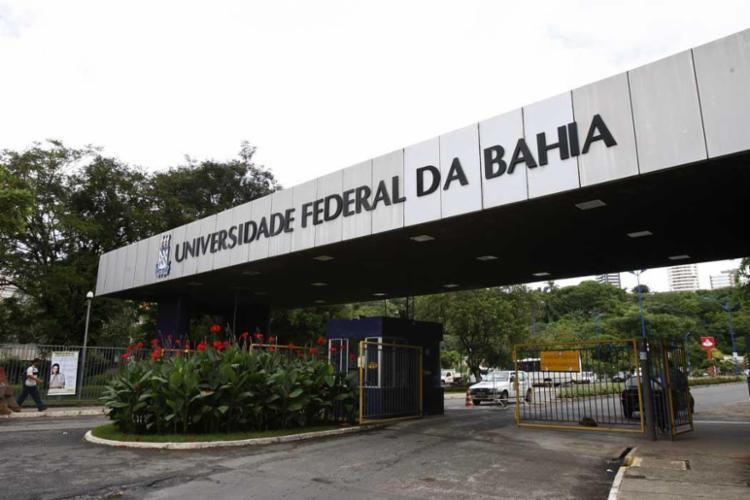 Ufba perdeu 10% dos recursos de custeio e 30% dos recursos de capital do orçamento - Foto: Margarida Neide | Ag. A TARDE