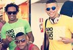 Músicos da banda Lucas e Orelha são assaltados em Salvador - Foto: Instagram | Reprodução