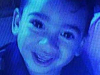 A criança estava na frente de casa quando foi baleada - Foto: Blog do Sigi Vilares