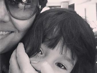 Malu ao lado da filha Bela - Foto: Reprodução | Instagram