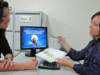 O programa acumula 1,9 milhão de contratos em mais de 1,6 mil instituições - Foto: Dom Pedro II / Divulgação