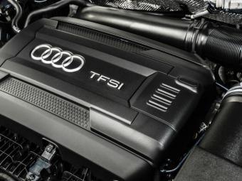 Novo motor 1.4 turbo gera 150 cv - Foto: Divulgação Audi