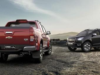 Versão High Country é top - Foto: Divulgação Chevrolet