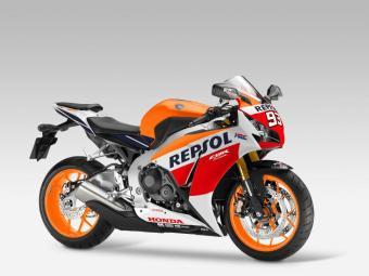 Edição tem cores da equipe Honda Repsol - Foto: Divulgação Honda