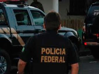 Policiais cumprem 53 mandados de busca nessa fase da operação - Foto: Divulgação   Polícia Federal