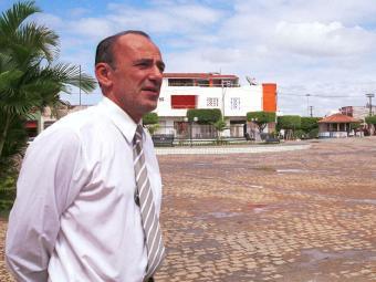 Promotor Rizério: ação contra prefeito de Paripiranga - Foto: Reginaldo Pereira | Ag. A TARDE