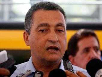 Governador disse que governo federal tinha combinado realizar reunião com gestores do Nordeste - Foto: Luiz Tito | Ag. A TARDE